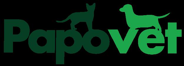 PapoVet logotipo