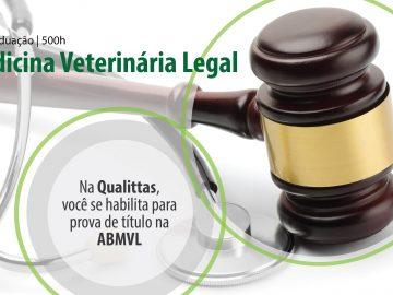 Medicina Veterinária Legal